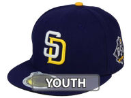 New Era MLB 2016 Youth San Diego All Star Game Patch 59FIFTY Cap Fitted Hats