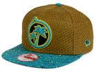 YUMS Paradise Straw 9FIFTY Snapback Cap Adjustable Hats