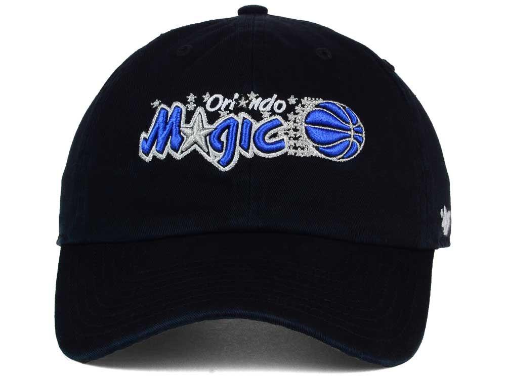 ec62ce71d47 Orlando Magic  47 NBA Hardwood Classics  47 CLEAN UP Cap durable service