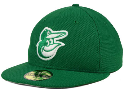Baltimore Orioles MLB 2016 St. Patty's Diamond Era 59FIFTY Cap Hats