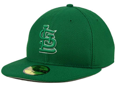 St. Louis Cardinals MLB 2016 St. Patty's Diamond Era 59FIFTY Cap Hats