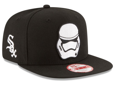Chicago White Sox MLB Pintrooper 2 9FIFTY Snapback Cap Hats