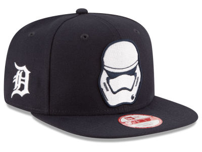 Detroit Tigers MLB Pintrooper 2 9FIFTY Snapback Cap Hats