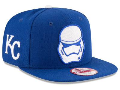 Kansas City Royals MLB Pintrooper 2 9FIFTY Snapback Cap Hats