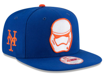 New York Mets MLB Pintrooper 2 9FIFTY Snapback Cap Hats
