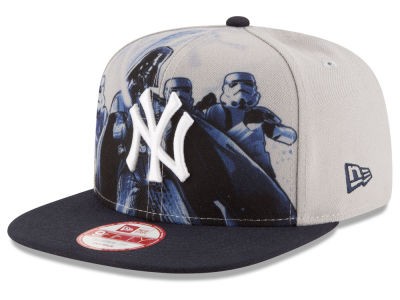 New York Yankees MLB Shadow Front 9FIFTY Snapback Cap Hats