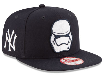 New York Yankees MLB Pintrooper 2 9FIFTY Snapback Cap Hats