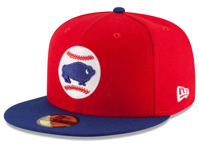 Buffalo Bisons MiLB AC 59FIFTY Cap Hats