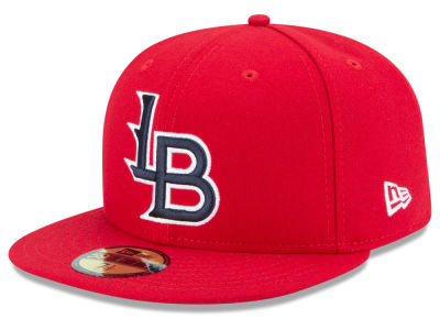Louisville Bats MiLB AC 59FIFTY Cap Hats