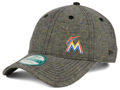 Miami Marlins MLB Nep Tunes 9FORTY Cap Hats