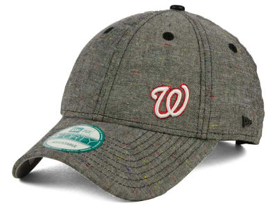 Washington Nationals MLB Nep Tunes 9FORTY Cap Hats