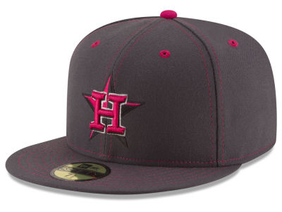 Houston Astros New Era 2016 Mlb Mothers Day 59fifty Cap