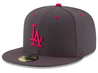 Los Angeles Dodgers 2016 MLB Mothers Day 59FIFTY Cap Hats