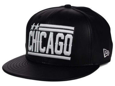 Chicago Two Star 9FIFTY Snapback Cap Hats
