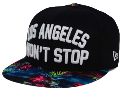 Los Angeles Won't Stop 9FIFTY Snapback Cap Hats