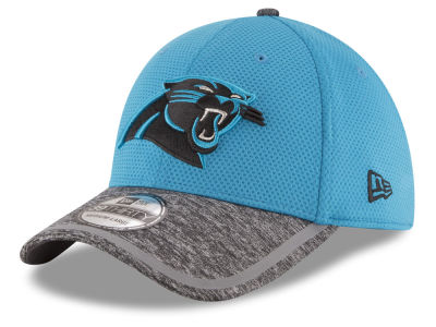 Carolina Panthers 2016 NFL Training 39THIRTY Cap Hats