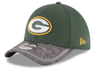 Green Bay Packers 2016 NFL Training 39THIRTY Cap Hats