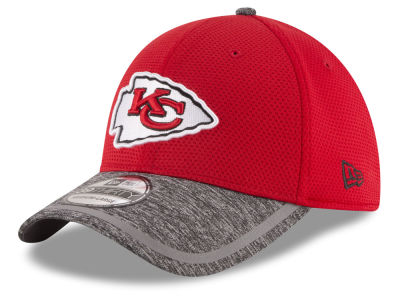 Kansas City Chiefs 2016 NFL Training 39THIRTY Cap Hats