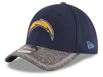 Los Angeles Chargers 2016 NFL Training 39THIRTY Cap Hats