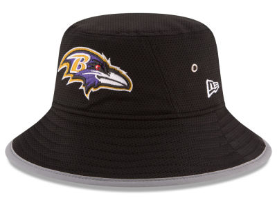 Baltimore Ravens 2016 NFL Training Bucket Hats