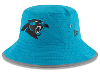 Carolina Panthers 2016 NFL Training Bucket Hats