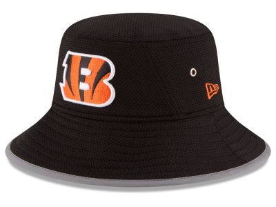 Cincinnati Bengals 2016 NFL Training Bucket Hats