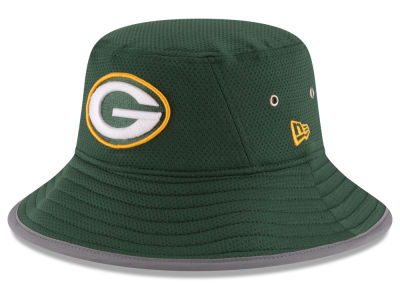 Green Bay Packers 2016 NFL Training Bucket Hats