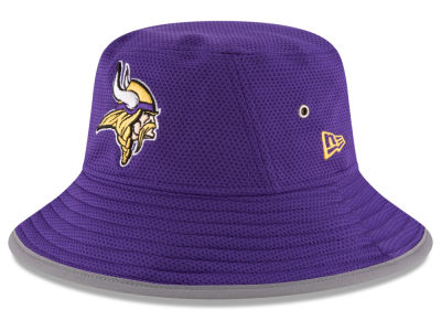 Minnesota Vikings 2016 NFL Training Bucket Hats