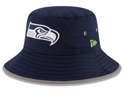 Seattle Seahawks 2016 NFL Training Bucket Hats
