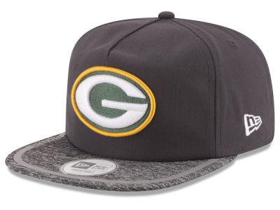Green Bay Packers 2016 NFL Training A-Frame 9FIFTY Adjustable Cap Hats