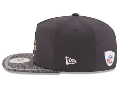Minnesota Vikings 2016 NFL Training A-Frame 9FIFTY Adjustable Cap Hats