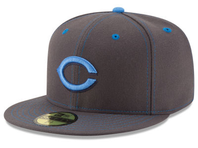 Cincinnati Reds 2016 MLB Fathers Day 59FIFTY Cap Hats