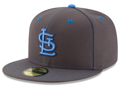 St. Louis Cardinals 2016 MLB Fathers Day 59FIFTY Cap Hats