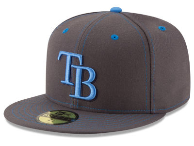 Tampa Bay Rays 2016 MLB Fathers Day 59FIFTY Cap Hats