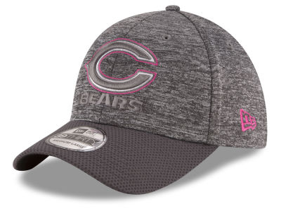 Chicago Bears NFL Breast cancer Awareness Official 39THIRTY Cap Hats