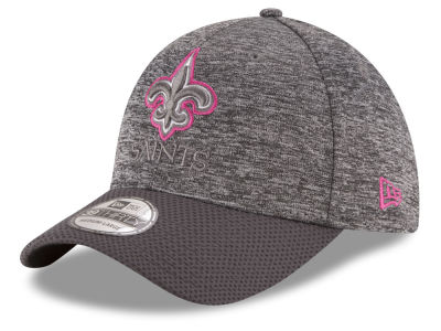 New Orleans Saints NFL Breast cancer Awareness Official 39THIRTY Cap Hats