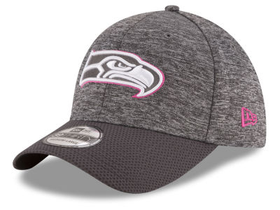 Seattle Seahawks NFL Breast cancer Awareness Official 39THIRTY Cap Hats