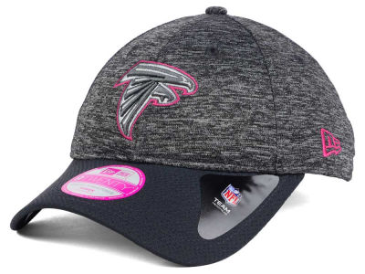 Atlanta Falcons NFL Women's Breast Cancer Awareness 9TWENTY Cap Hats