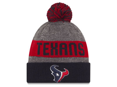 Houston Texans NFL 2016 Official Sport Sideline Knit Hats