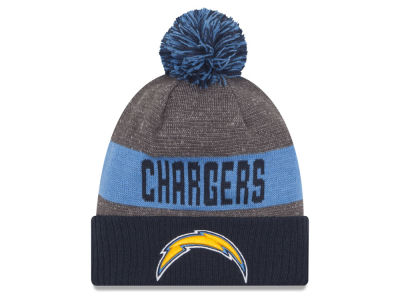 Los Angeles Chargers NFL 2016 Official Sport Sideline Knit Hats