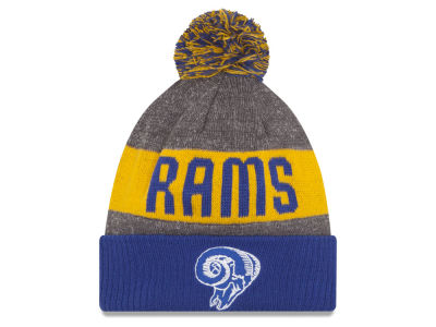 Los Angeles Rams NFL 2016 Official Sport Sideline Knit Hats