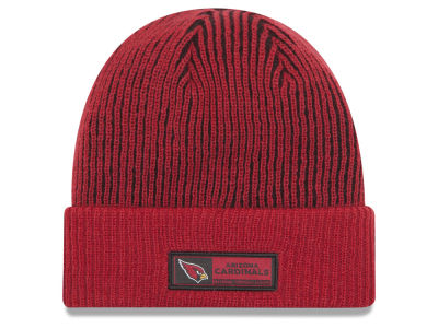 Arizona Cardinals 2016 Official NFL Tech Knit Hats