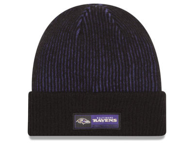 Baltimore Ravens 2016 Official NFL Tech Knit Hats