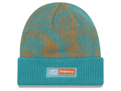 Miami Dolphins 2016 Official NFL Tech Knit Hats