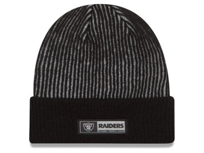 Oakland Raiders 2016 Official NFL Tech Knit Hats