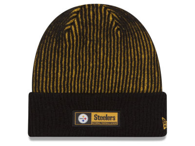 Pittsburgh Steelers 2016 Official NFL Tech Knit Hats