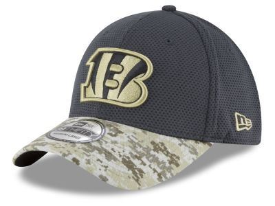 Cincinnati Bengals NFL Salute to Service Official 39THIRTY Cap Hats