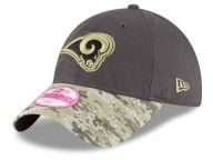 New Era NFL Salute to Service Women's 9TWENTY Cap Adjustable Hats