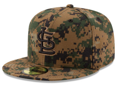 St. Louis Cardinals MLB 2016 Memorial Day 59FIFTY Cap Hats