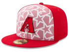 Arizona Diamondbacks New Era 2016 MLB AC Stars & Stripes 59FIFTY Cap Fitted Hats